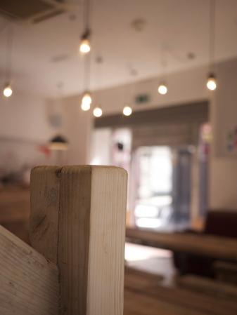 Berlin cafe